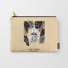 EXHALE INHALE Carry-All Pouch