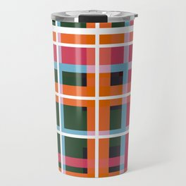 Geometric Shape 05 Travel Mug