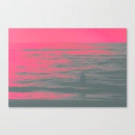 i _ s e a Canvas Print