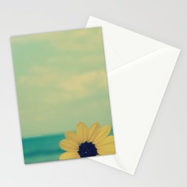 life at the beach Stationery Cards