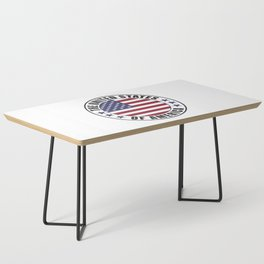 The United States of America - USA Coffee Table