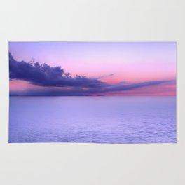 Sunset Indigo Mood Rug