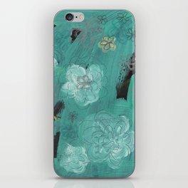 Flower Burst 3 iPhone Skin