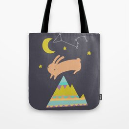 The Mountaineer Tote Bag