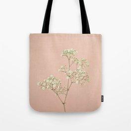 Baby's Breath Tote Bag