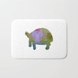 Tortoise Bath Mat