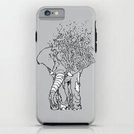 sketch 14 iPhone Case