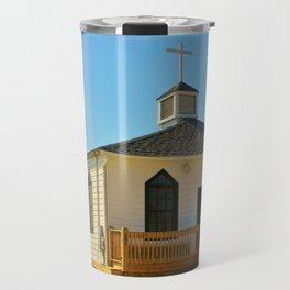 Chapel Over Pawleys Creek Travel Mug