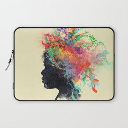 Wildchild (aged ver) Laptop Sleeve