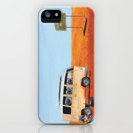 Going to the Beach iPhone Case