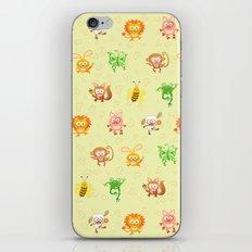 Baby animals iPhone & iPod Skin