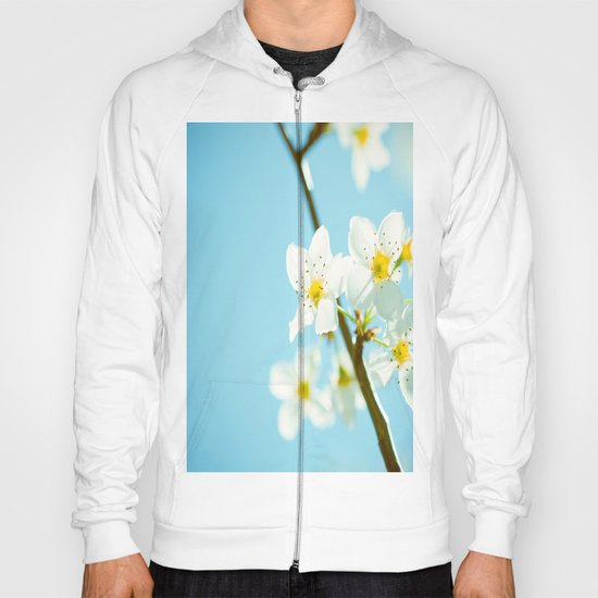 Blue & Blossoms Hoody