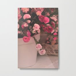 BLOSSOMS FOR SALE Metal Print