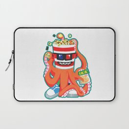 Hurricane Popcorn Kaiju Food Monster Laptop Sleeve