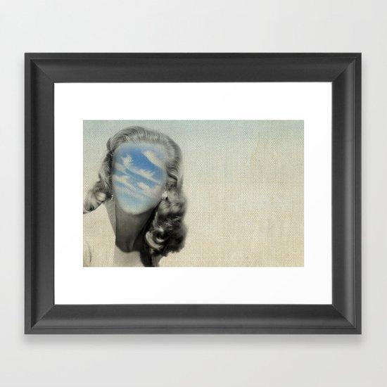 winds of change Framed Art Print