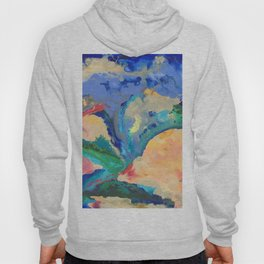 Watercolor Series (Exploding Flower) Hoody