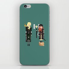 Legolas & Gimli iPhone & iPod Skin