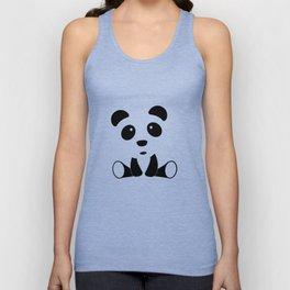 Baby Pandas make me Happy! Unisex Tank Top