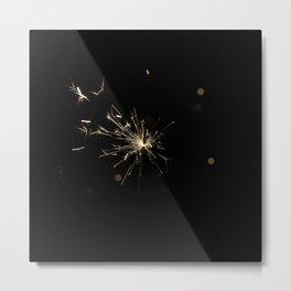 Firework For Cowards ;-) Metal Print