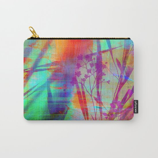 in the jungle  Carry-All Pouch