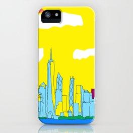 NYC iPhone Case