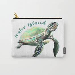 Water Island Turtle Carry-All Pouch