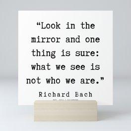 44  | Richard Bach Quotes | 190916 Mini Art Print