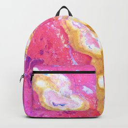 Rust Paint Formation Backpack