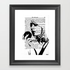 The Aftermath Framed Art Print