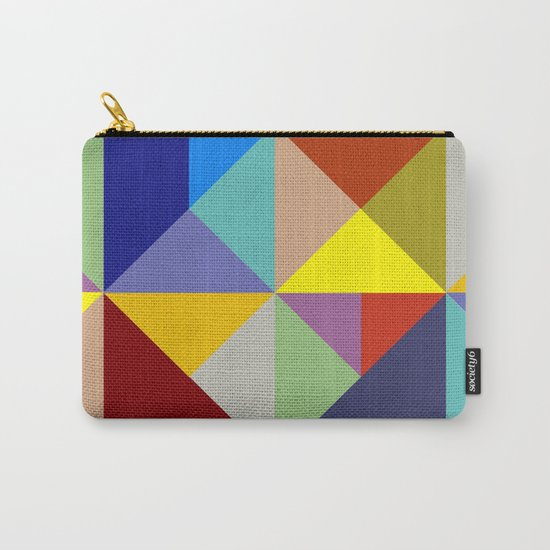 Abstract #229 Carry-All Pouch
