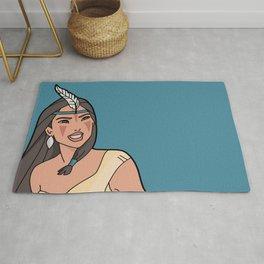 Pocahontas Mononoke Rug