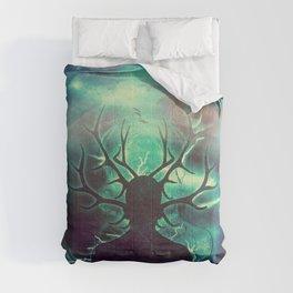 Deer Dreams II Comforters
