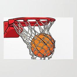 ball basket Rug