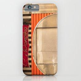 Le dancing iPhone Case