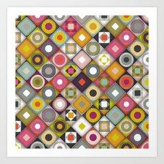 parava diagonal Art Print