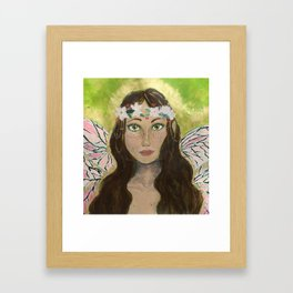 Faerie's Lament  Framed Art Print