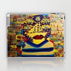 News and eyes Laptop & iPad Skin