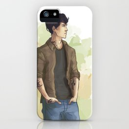 Modern day Will iPhone Case