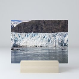 Alaska Glaciers Too Mini Art Print