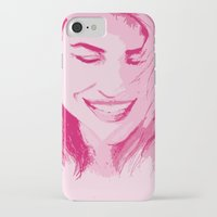 tyler spangler iPhone & iPod Cases featuring Rose Tyler by AlysIndigo