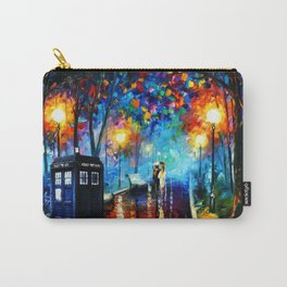 Tardis Romantic Night Carry-All Pouch