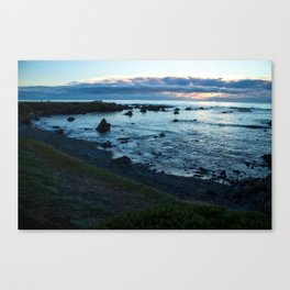 Blue Ocean 2 Canvas Print