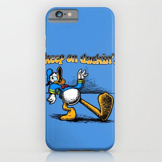 keep on duckin iPhone & iPod Case
