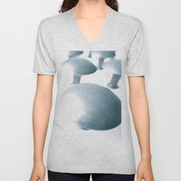 With Knobs On Unisex V-Neck