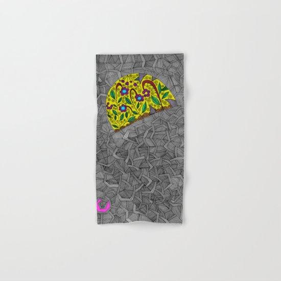 - cosmos_11 - Hand & Bath Towel