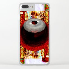 Cistern Clear iPhone Case