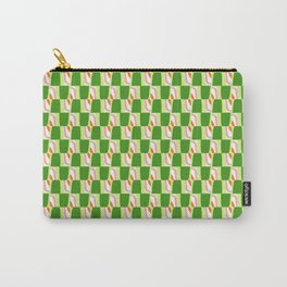 Green and Groovy Carry-All Pouch