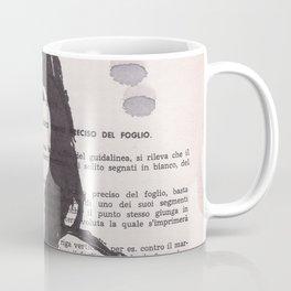 Bretelle on the rocks Coffee Mug