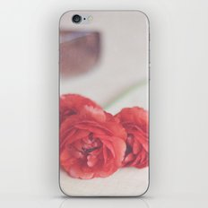 Rosy Outlook iPhone & iPod Skin