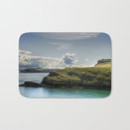 Skomer Island Bath Mat